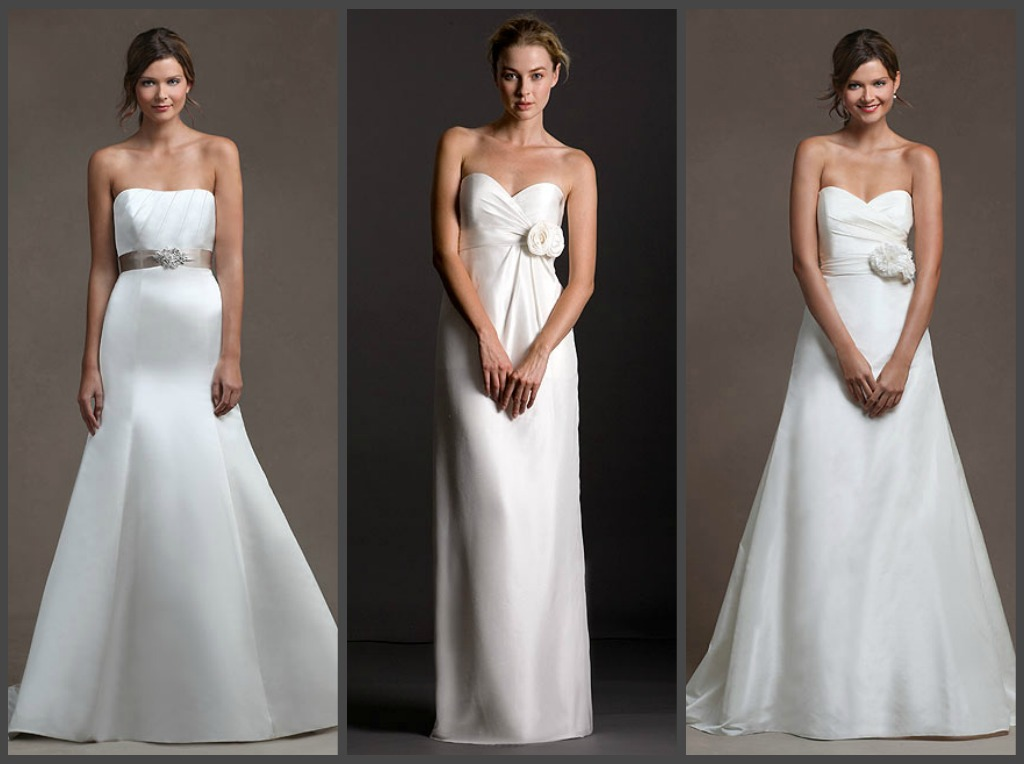 wedding gowns from Jenny Yoo Collection - Madison, Mackenzie, & Charlize