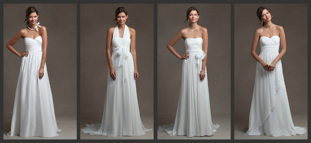 wedding gowns by Jenny Yoo Collection at Ready or Knot {Wedding Chic} in Omaha, NE