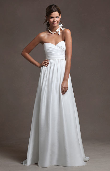 Jenny Yoo Wedding Dress in Omaha, NE at Ready or Knot {Wedding Chic} bridal gown