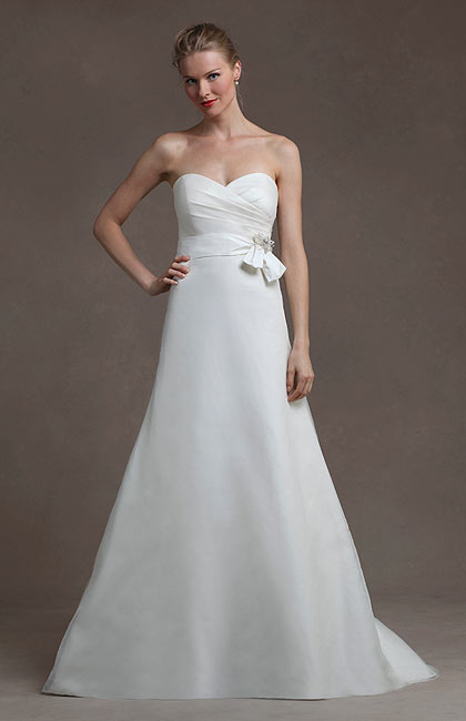 "Jenny Yoo wedding dress - ""Charlize"""