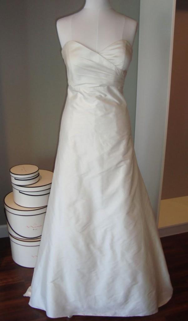Jenny Yoo, Charlize, Ready or Knot, Omaha, Bridal
