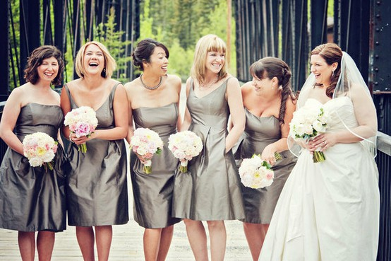 wedding dress sister