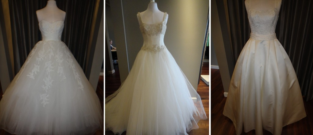 La Sposa is now available at Ready or Knot {Wedding Chic}