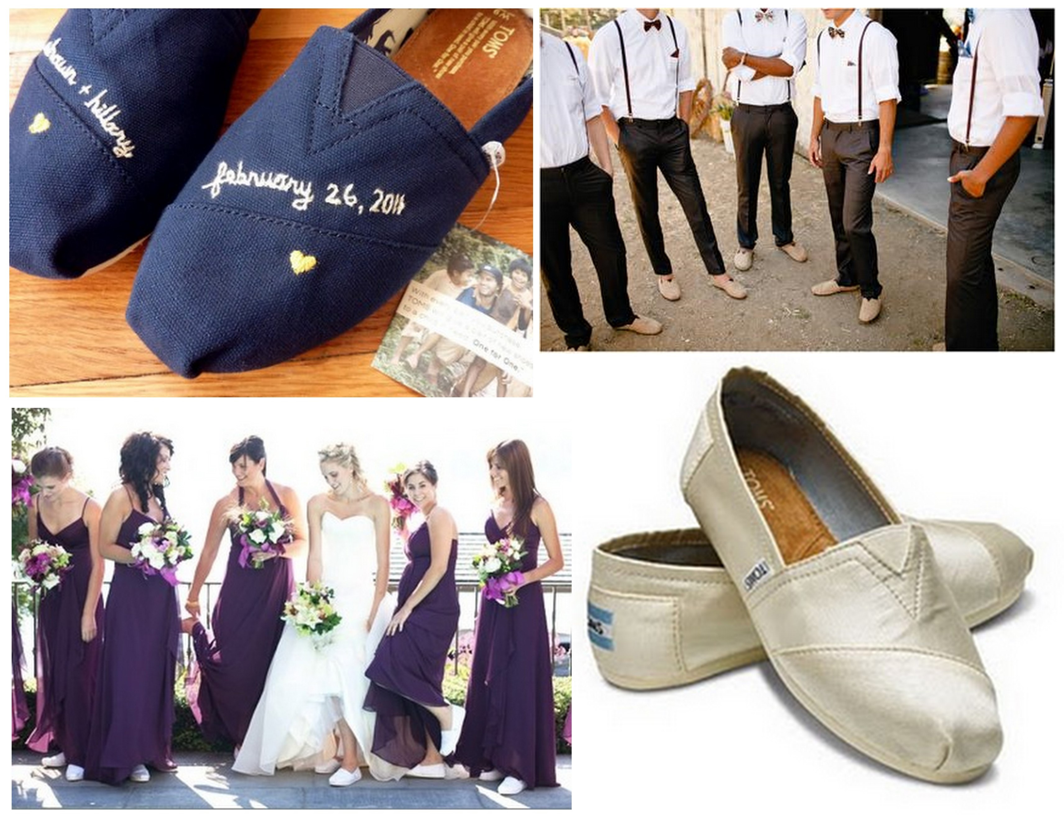 Love Your Wedding Shoes Ready or Knot