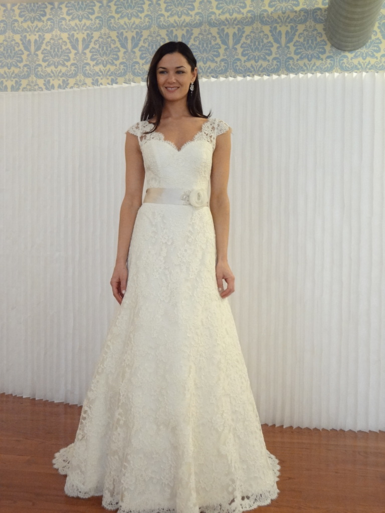 More lace wedding dresses soon to come to Omaha at Ready or Knot