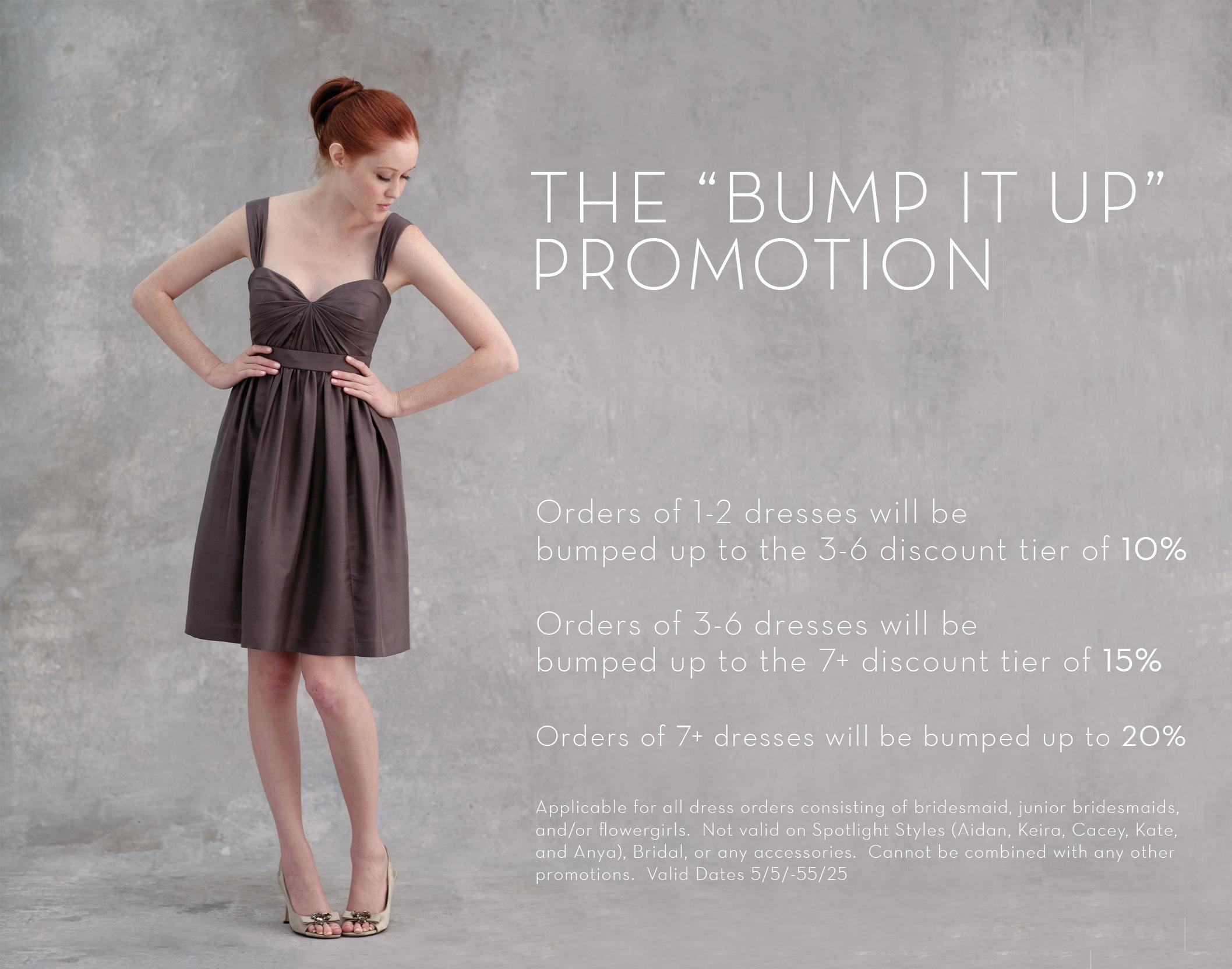 52d828f92e May Bridesmaid Dress Promotion | Ready or Knot | Omaha Bridal Shop