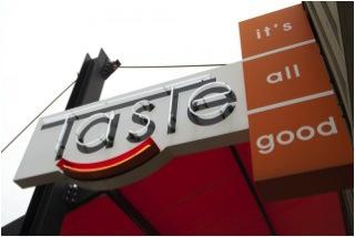 Tasta, located in Rockbrook Village