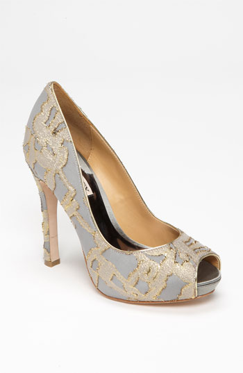Roxie Peep-Toe from Badgley Mischka