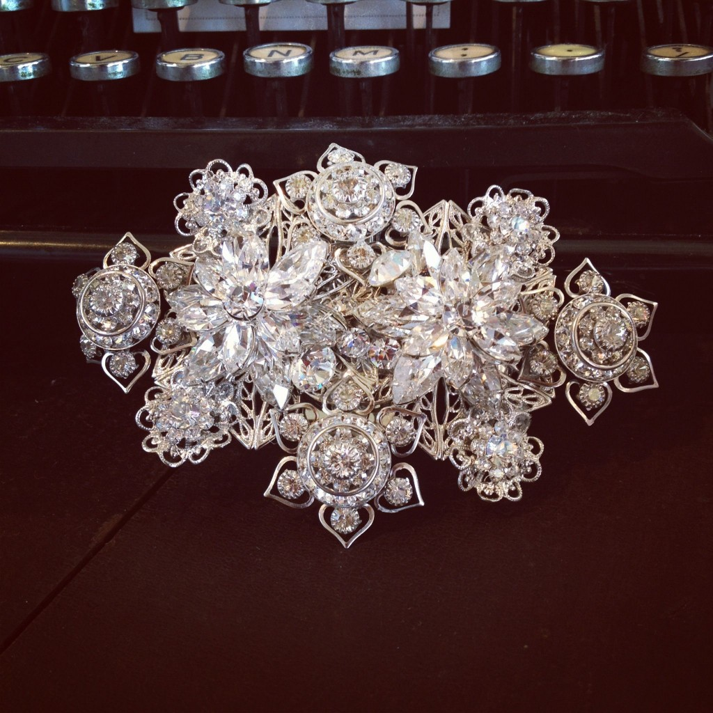Large Hair Clip available at Ready or Knot, Omaha, Ne