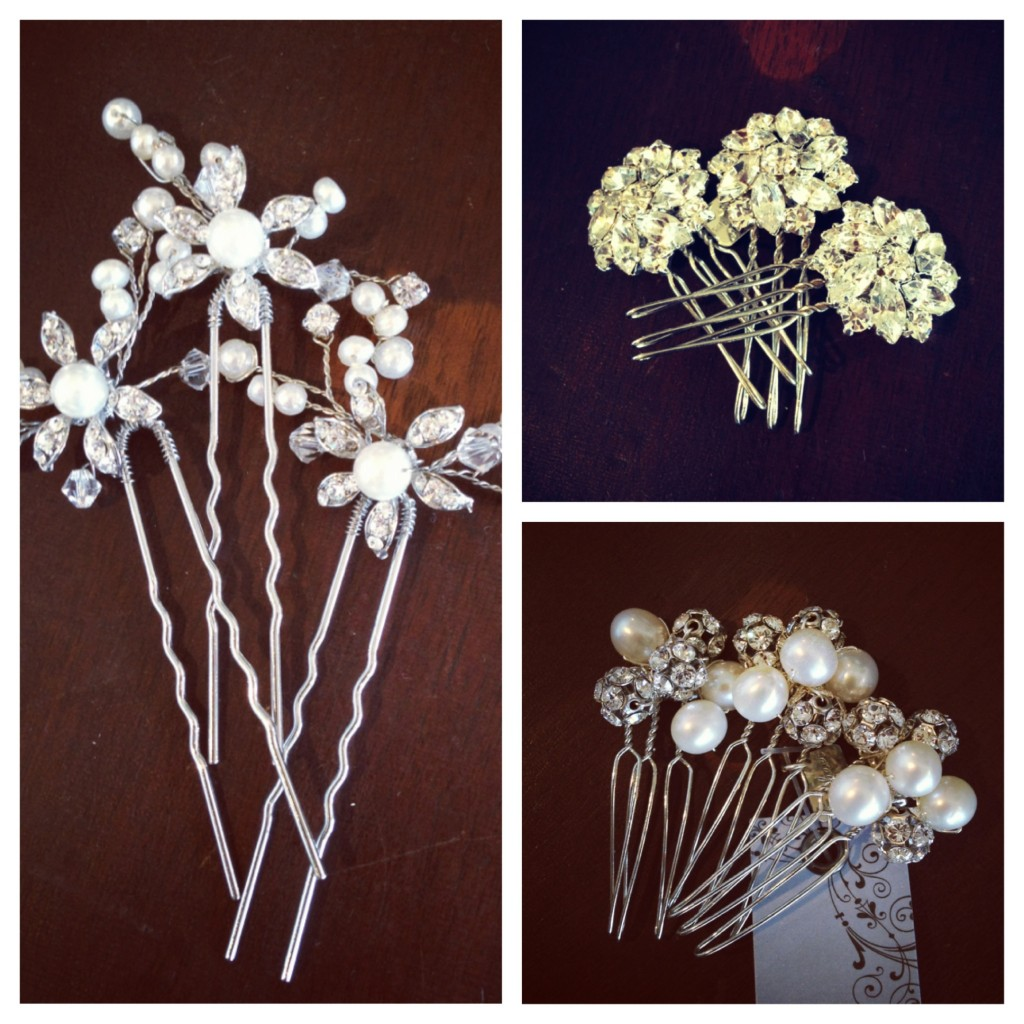 Small Hair Pins, available at Ready or Knot, Omaha, Ne