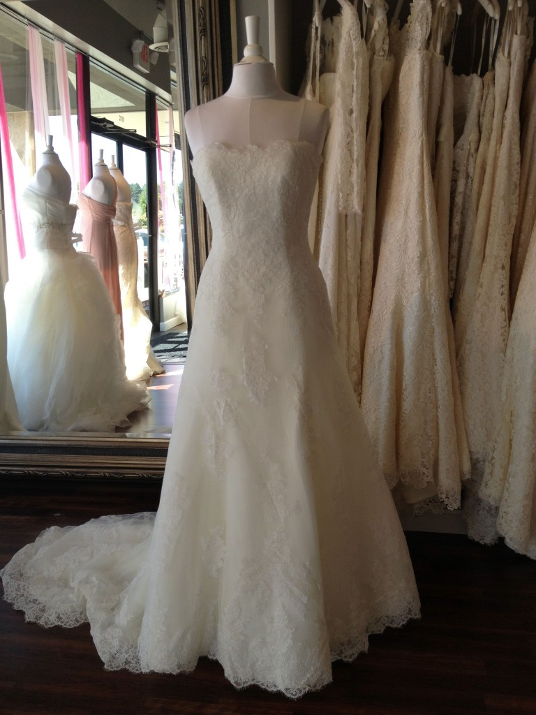 Maya, La Sposa 2013 available at Ready or Knot, Omaha