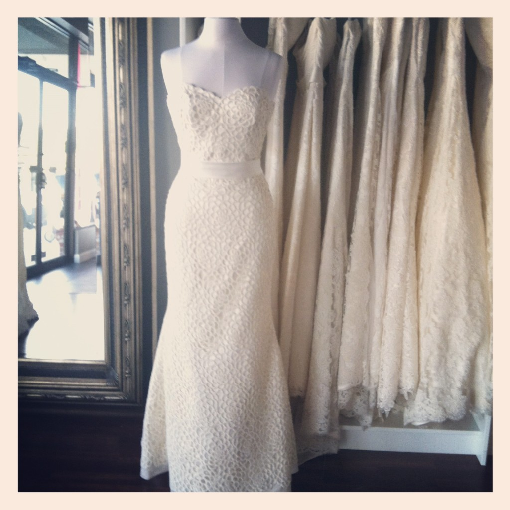 Hope from Modern Trousseau, Ready or Knot Omaha, Ne
