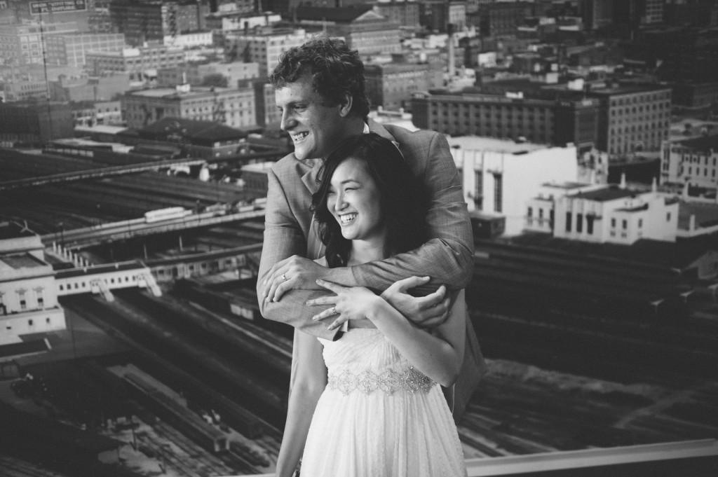 Tyler & Christine Wedding, Brighten Photography