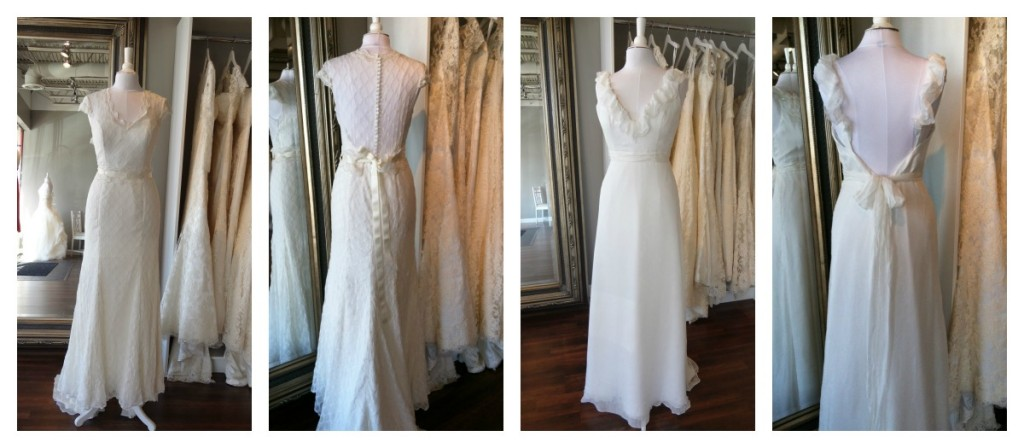 Colette & Anemone, Ivy & Aster, available at Ready or Knot, Omaha