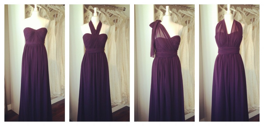 Aiden, Jenny Yoo Bridesmaid, available at Ready or Knot