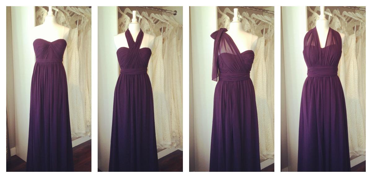 Jenny Yoo Convertible Dress Bridesmaid
