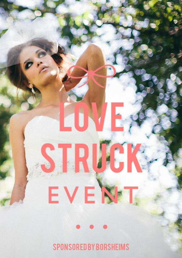 Ready or Knot Lovestruck Event Lookbook