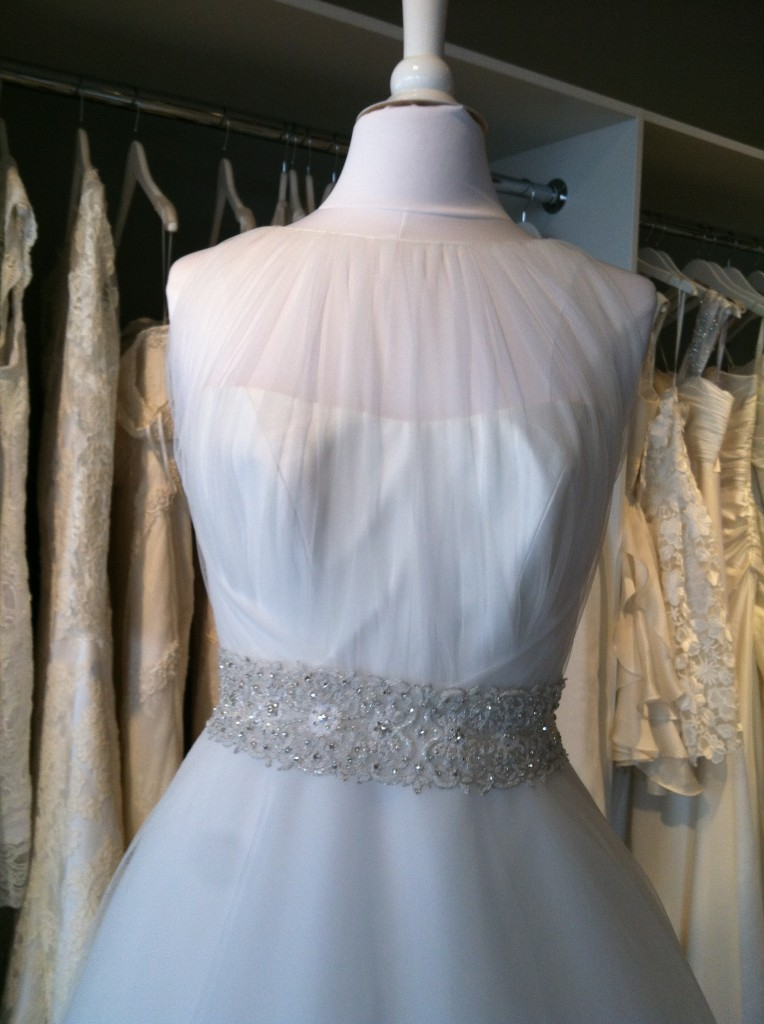 Legends by Romona Keveza, Wedding Dress style L259, available at Ready or Knot, Omaha, NE
