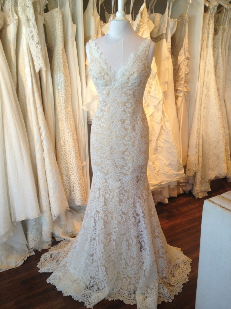 Legends by Romona Keveza, L853 Wedding Dress, available at Ready or Knot, Omaha, NE