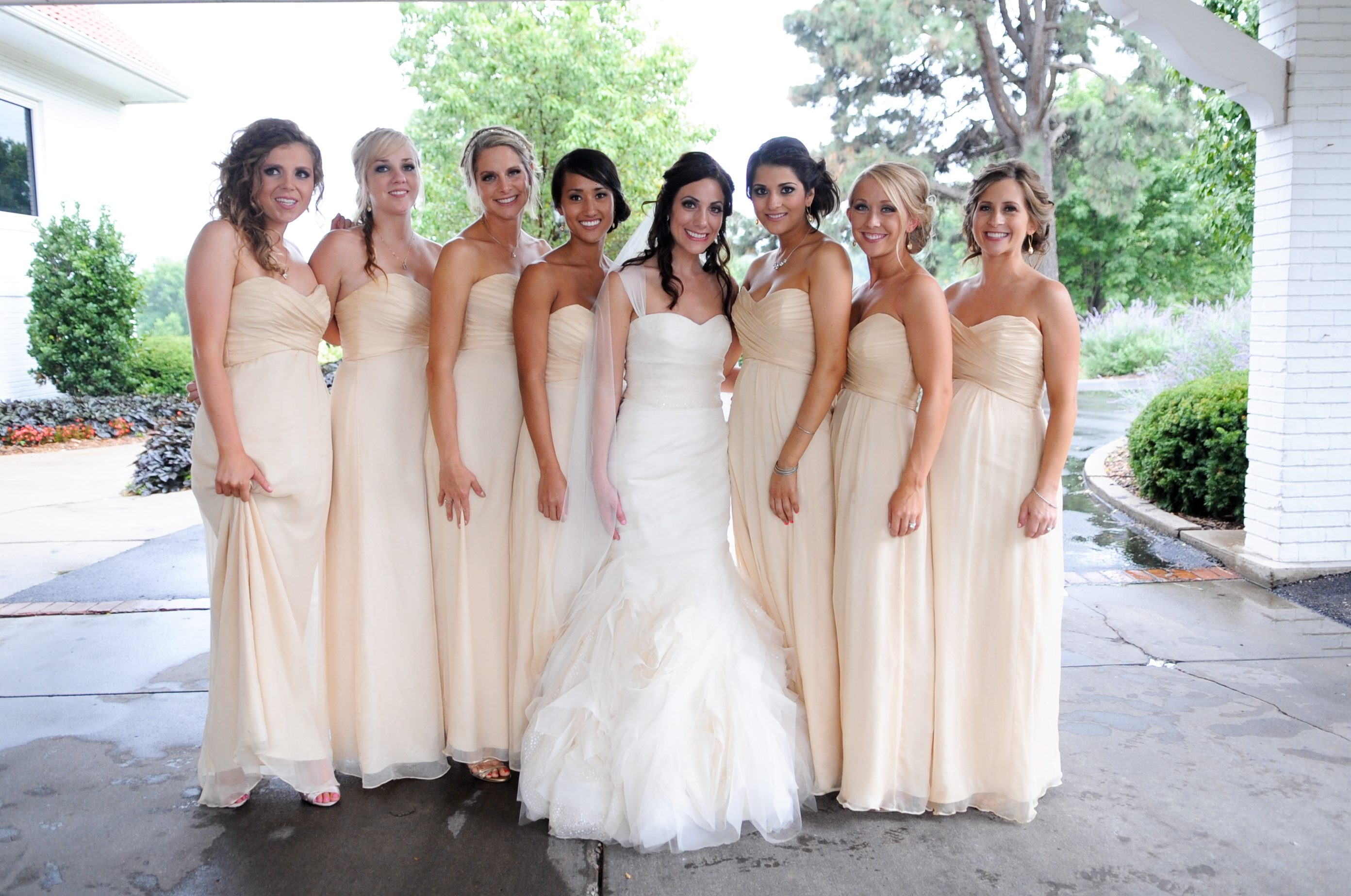 Ready or Knot Bridesmaids - Murante | Ready or Knot | Omaha Bridal Shop