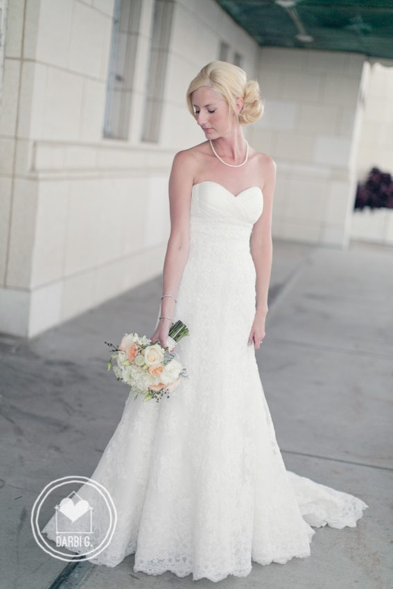 Ready or Knot Bride - Paige & Jim, Wedding Dress available at Ready or Knot