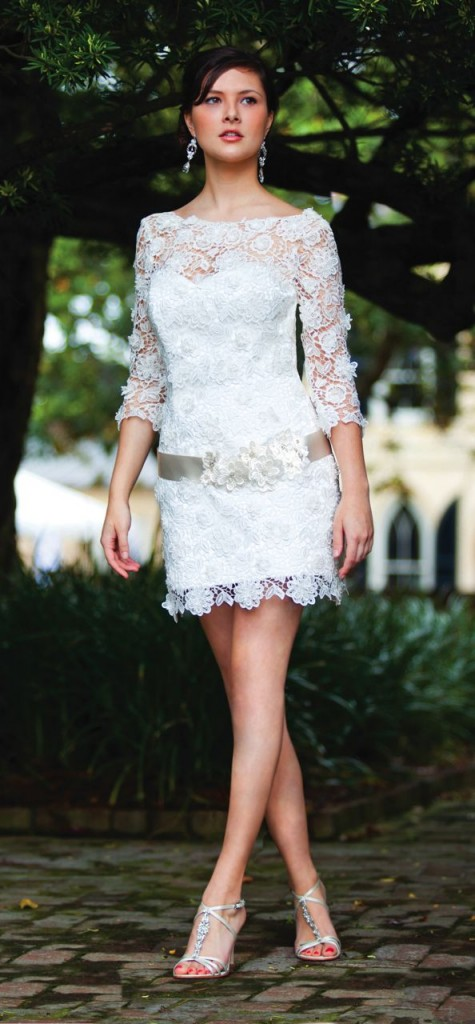 Daphne, Modern Trousseau Wedding Dress, available at Ready or Knot