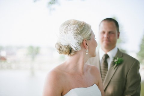 Ready or Knot Bride, Nicole & Seth, Jenny Yoo wedding dress, available at Ready or Knot