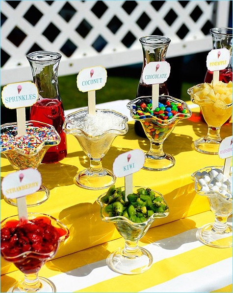 Day 5 of Snack Bar {Pinterest Picks}   Ready or Knot ...