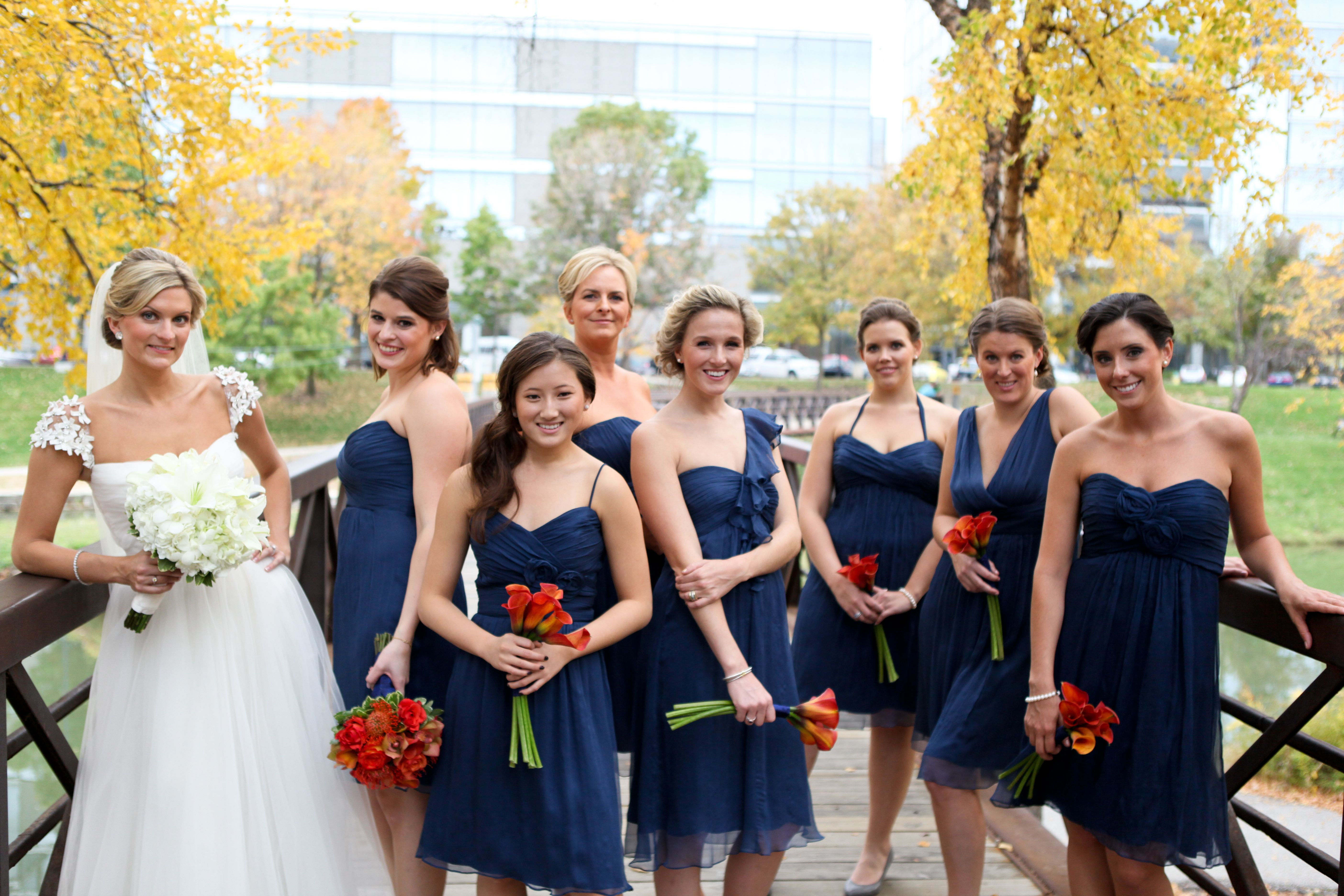 Ready Or Knot Bridesmaids Am Dresses Omaha Ne