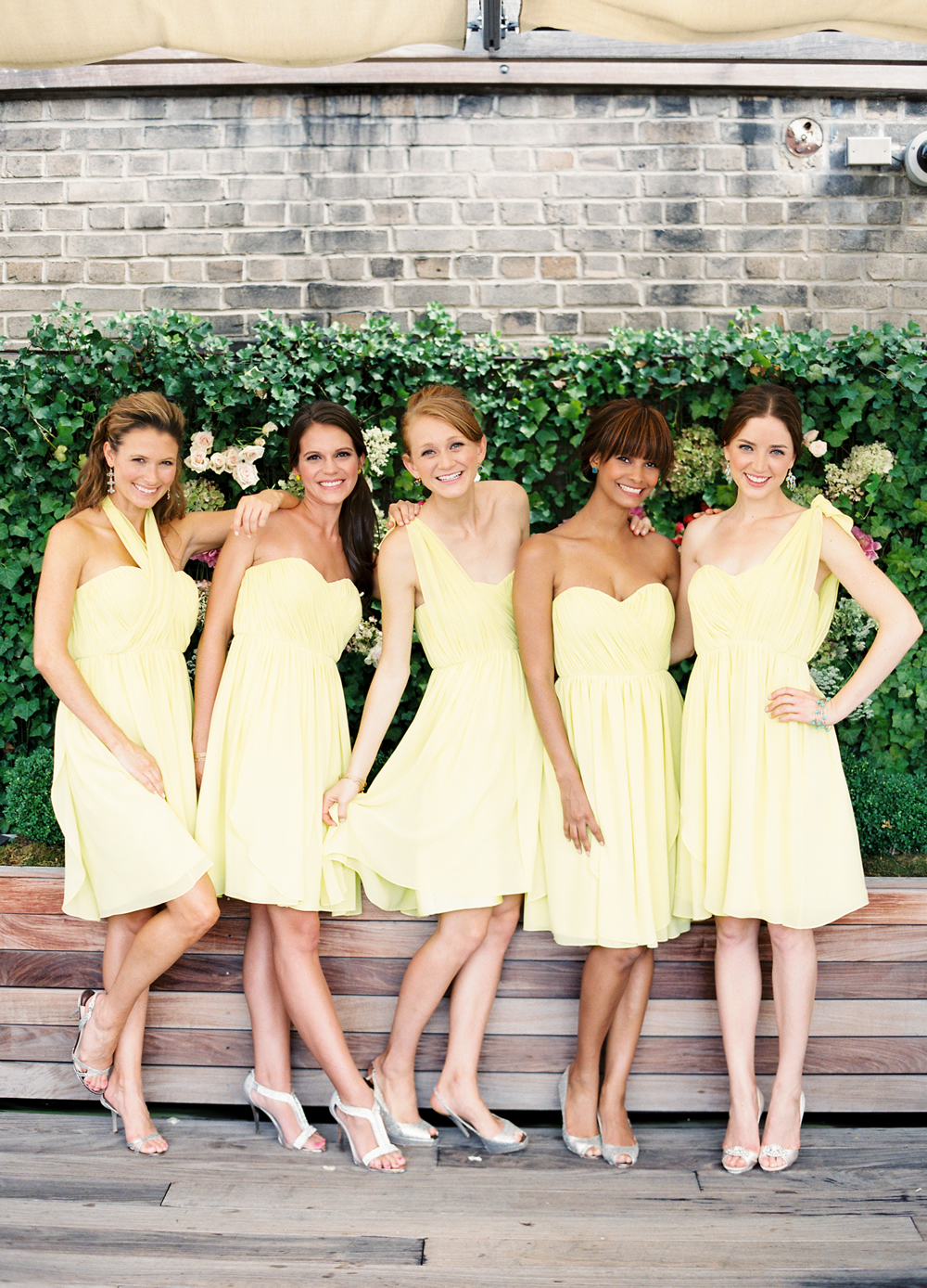 Introducing New Bridesmaid Designer - Donna Morgan | Ready or Knot ...