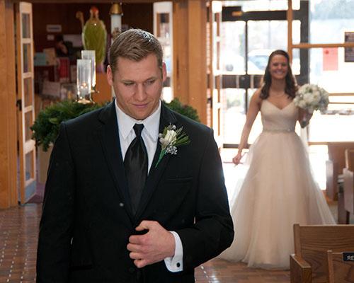 Ready or Knot Bride - Ellen