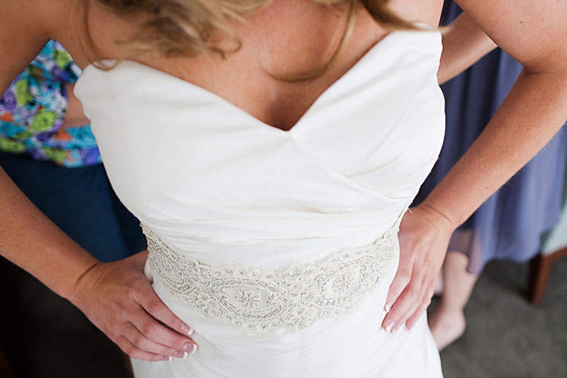 Ready or Knot Bride - Lindsey, dress available at Ready or Knot, Omaha
