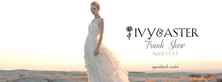 Ivy & Aster Wedding Dress