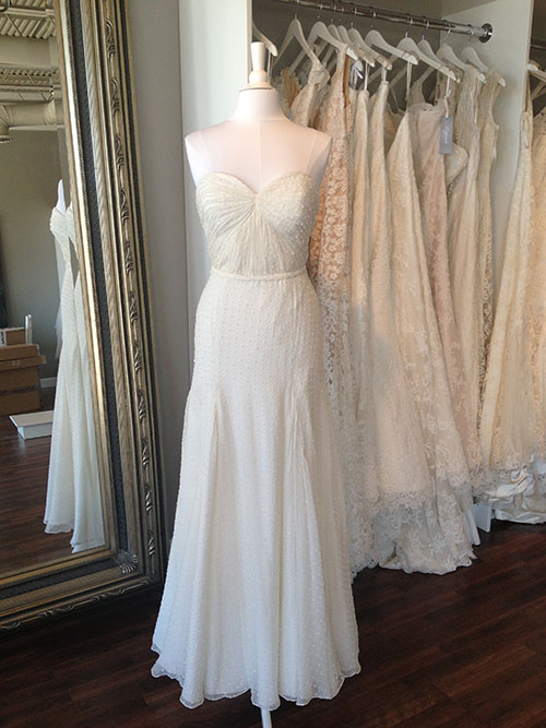 Spellbound, Ivy & Aster Wedding Dress, available at Ready or Knot