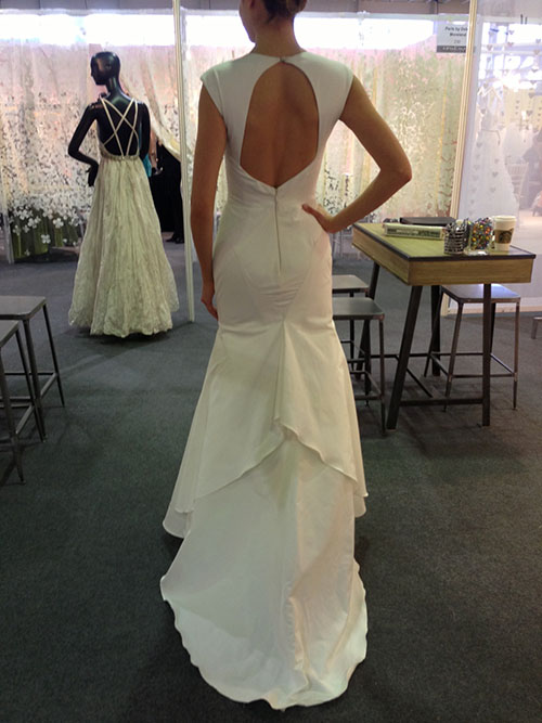 Nicole Miller, Wedding Dress, bridal market, New York