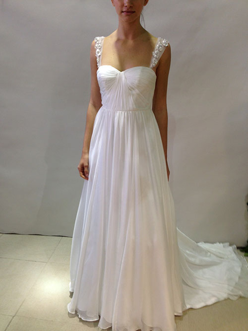 Ivy & Aster Wedding dress from bridal market 2013