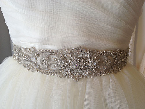 Brooklyn, Modern Trousseau, Belt