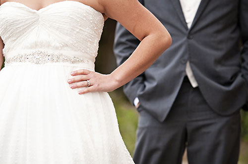 Ready or Knot Bride - Brigida