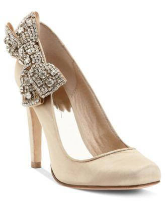 Bandolino Shoes, Mylah Peep Toe Pumps - All Women's Shoes - Shoes - Macy's